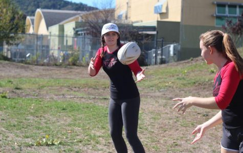 New rugby team provides empowerment for women