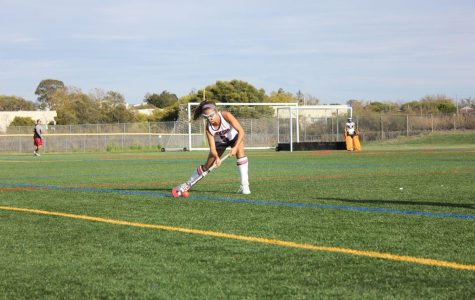 Varsity field hockey ends undefeated season with a tie