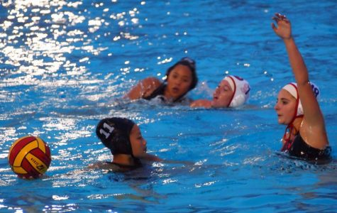 JV girls' water polo ends season with narrow loss
