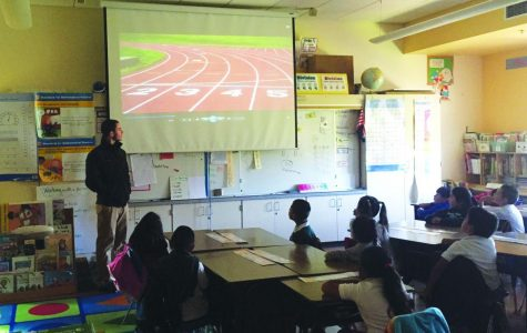 Senior creates program to educate youth about nutrition and exercise
