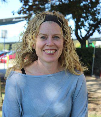 New Wellness Coordinator steps up to launch program