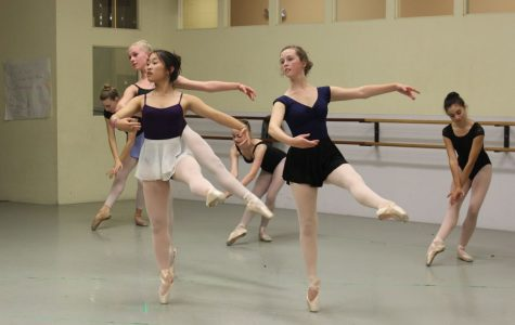 "Commitment ""on pointe:"" Ballet dancers prepare for ""The Nutcracker"""