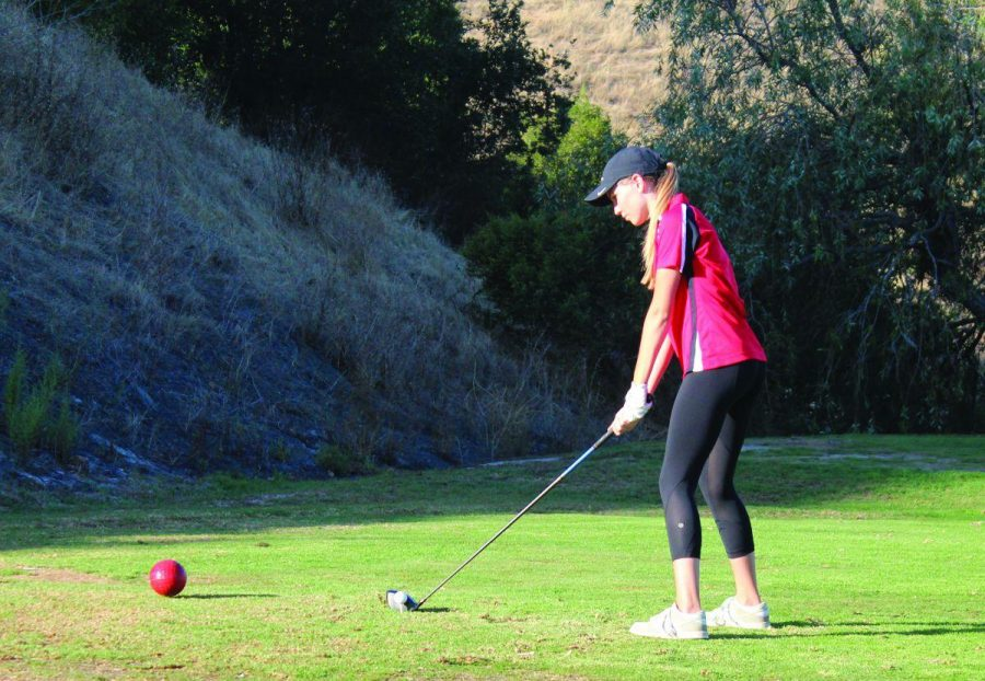 Golf swings into 2015 season with new female coach