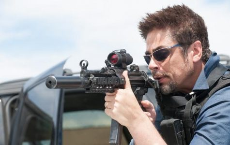Sicario brings vengeance and violence of drug cartels to life