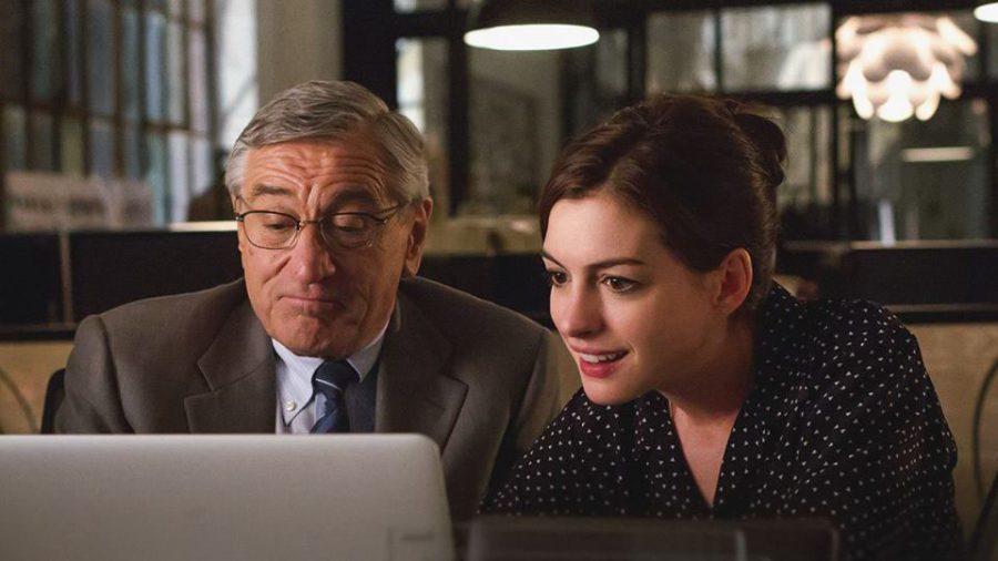 The Intern adressess serious issues with serious lack of depth