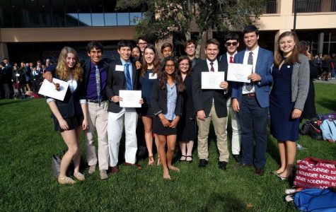 Model UN successful at Stanford conference