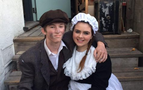 Students soar through opening weekend of 'Mary Poppins'