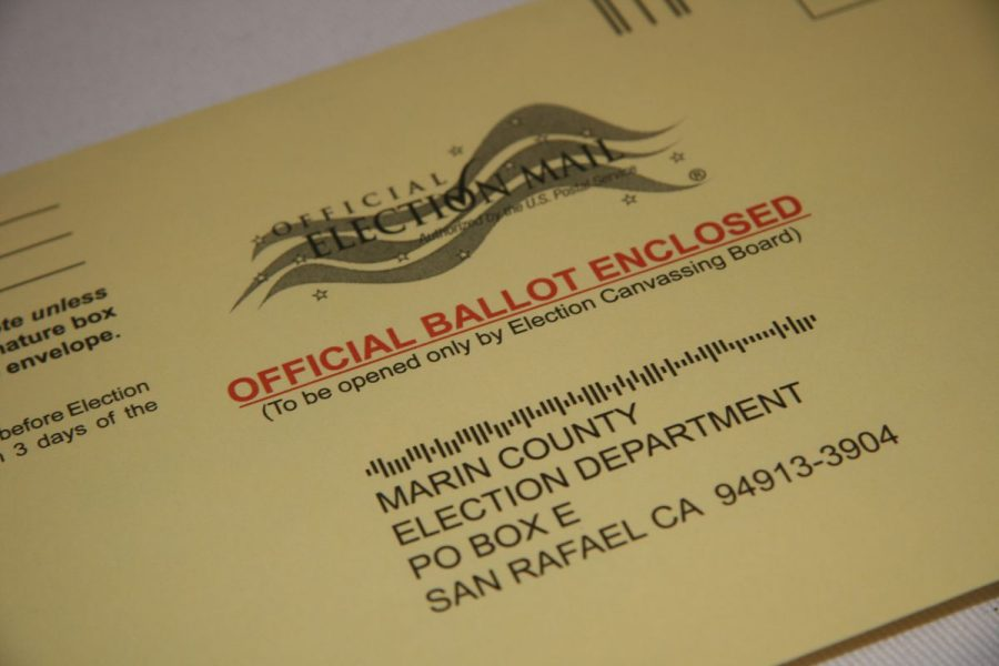 Marin voters elect school board, town council members, approve local measures