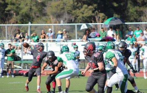 Redwood gains crushing win against Drake