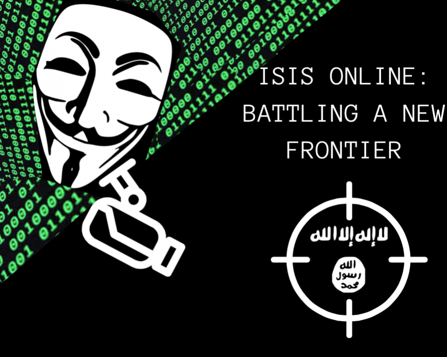 Tackling ISIS online: Redwood alum and former NSA analyst impart thoughts on tactics
