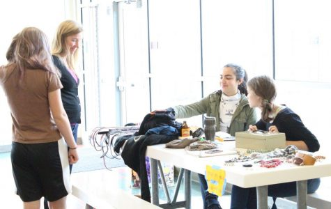 Thrift 4 Hope holds charity clothing sale