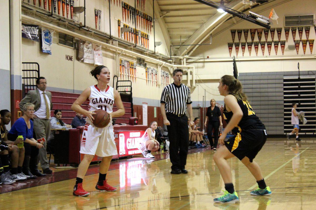 Girls' varsity basketball suffers preseason loss