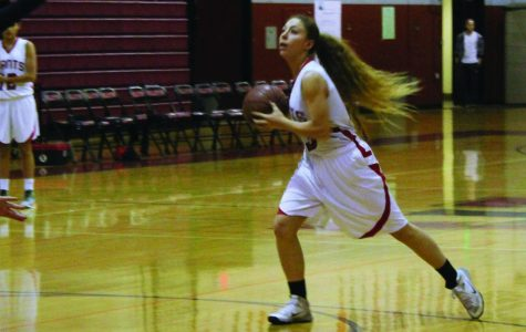 JV girls' basketball dominates in preseason win