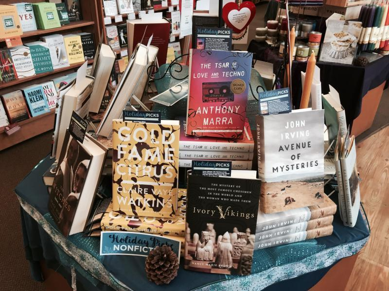 Best bookstores offer big selections and low prices