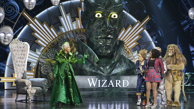 """""""The Wiz Live!"""" eases down road to success"""