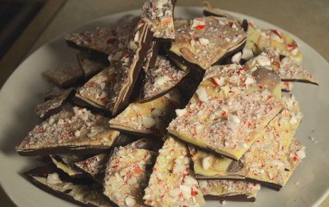 Cooking Corner: Peppermint Bark, a sweet holiday treat