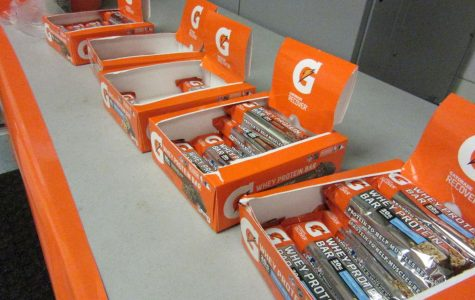 "Gatorade provides students with free products as part of ""G"" Series Week"