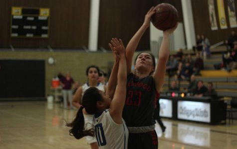 Girls' varsity basketball overcomes Branson
