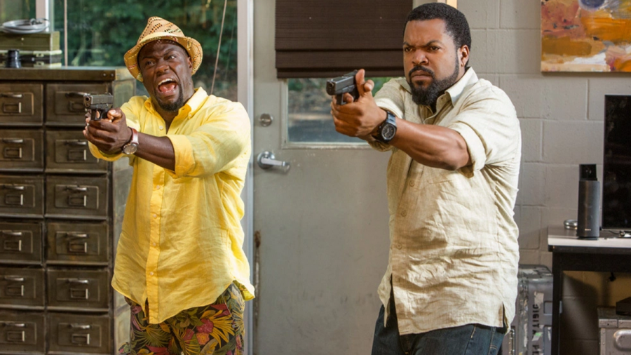 'Ride Along 2:' Come for the cop show, stay for the comedy