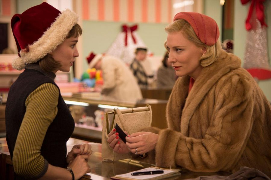 'Carol' succeeds with beautiful aesthetics and strong acting