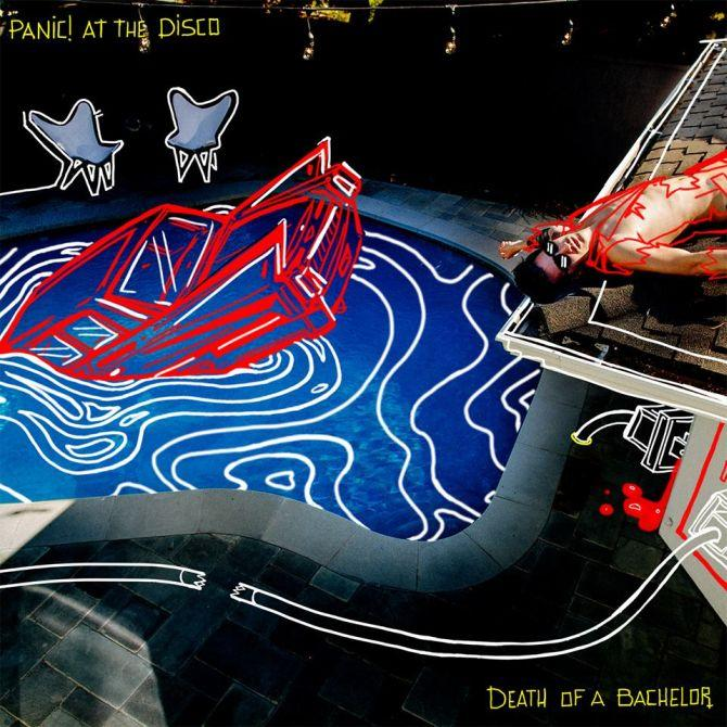 Death of a Bachelor breathes new life into Panic! at the Disco