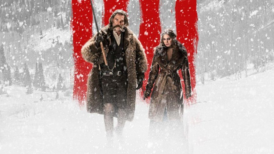 """Hateful Eight"" delivers gore and intrigue in Tarantino's modern western"