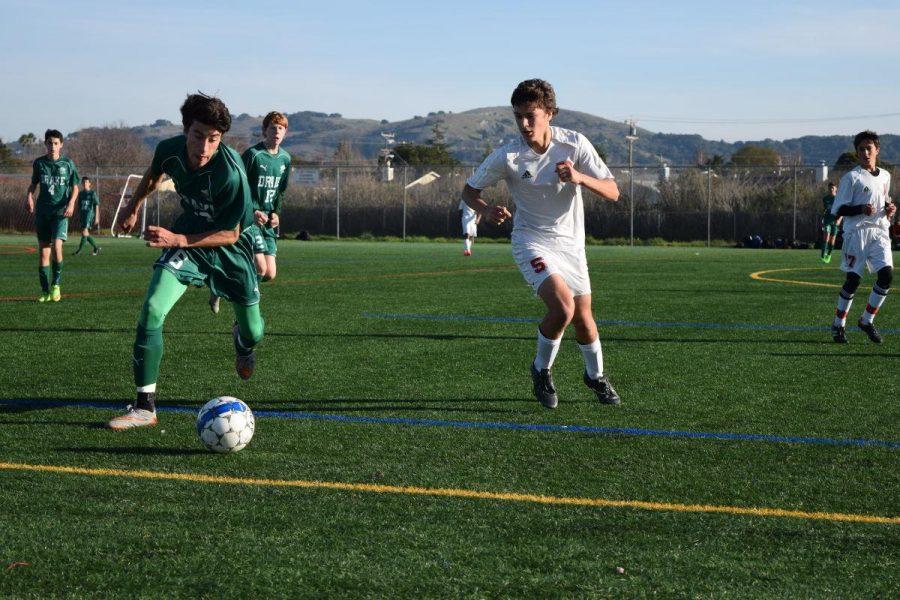 JV boys' soccer ends season with a heartbreaking loss against Drake