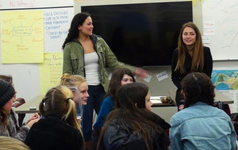 Empowering club sparks middle school girls toward achieving success