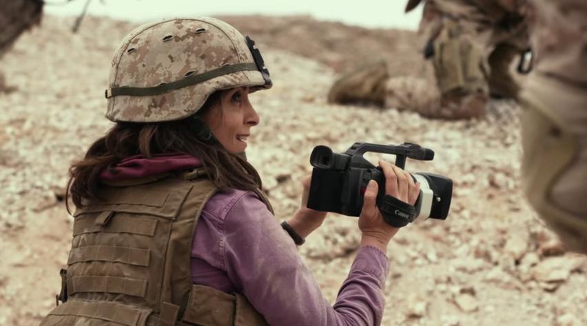 'Whiskey Tango Foxtrot' shows war through new lens