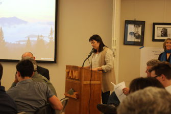 Twenty-three community members spoke on behalf of Wellness at the meeting.