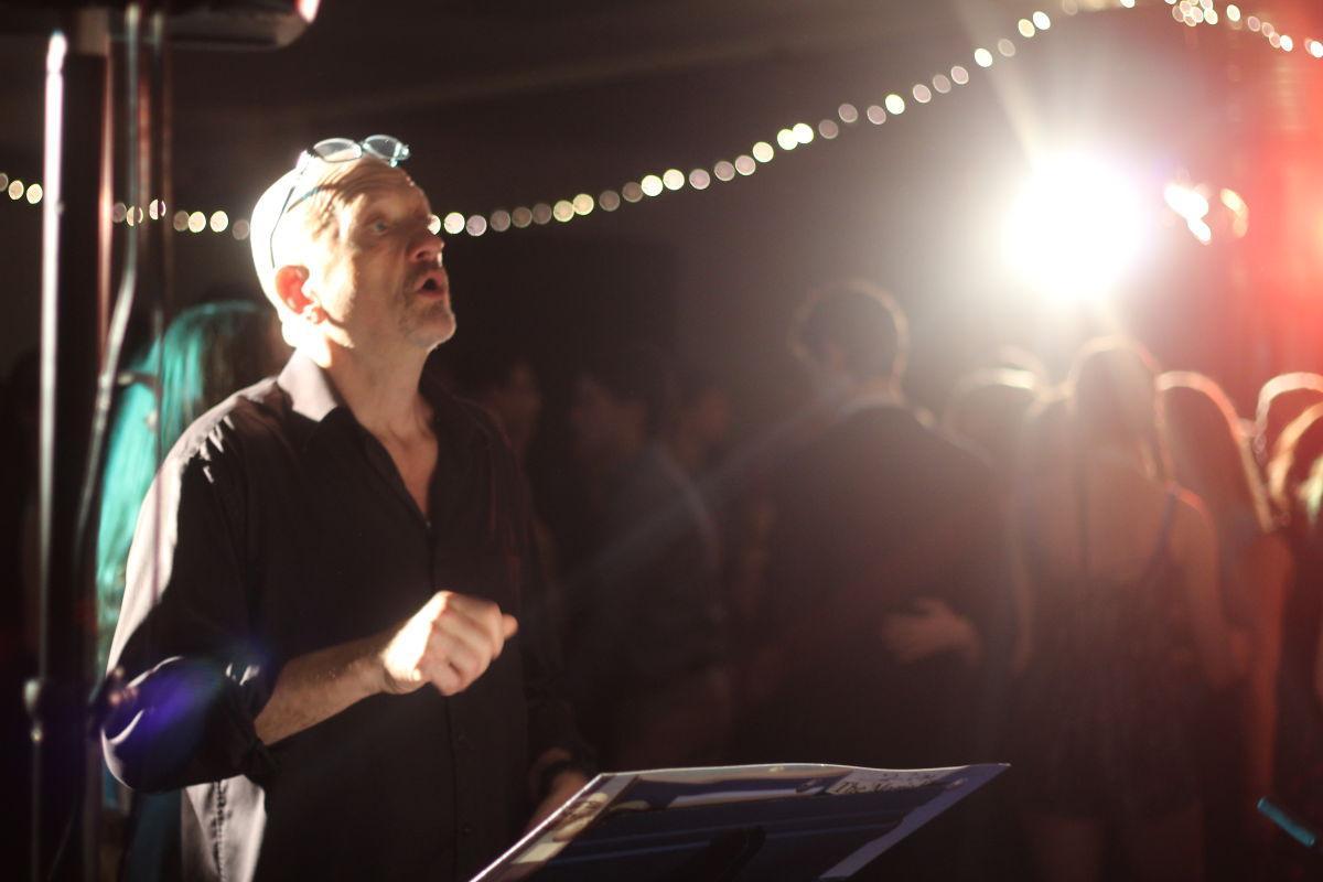 Conductor+Jeff+Massanari+leads+the+Jazz+Band.+