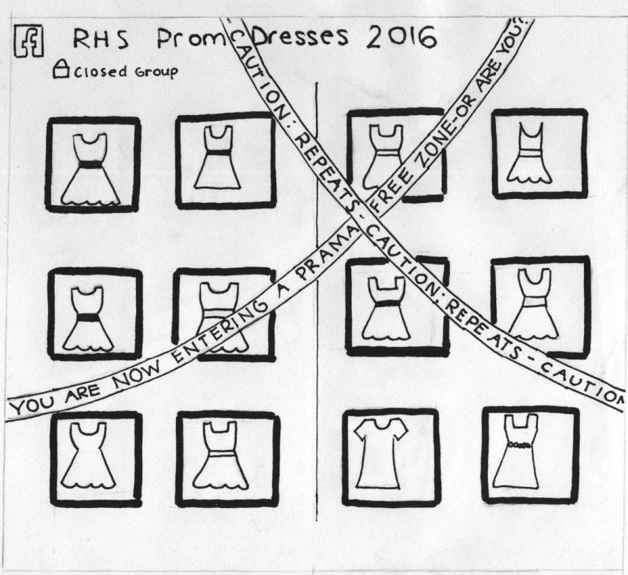Prom dress page raises inherent sexism