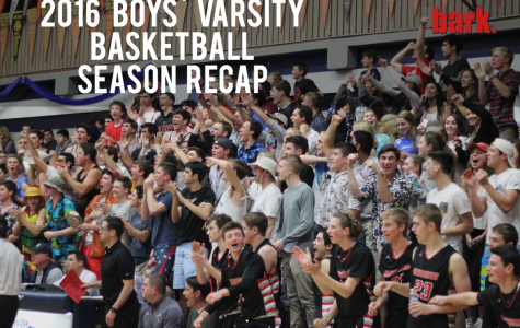 2016 boys' varsity basketball season recap