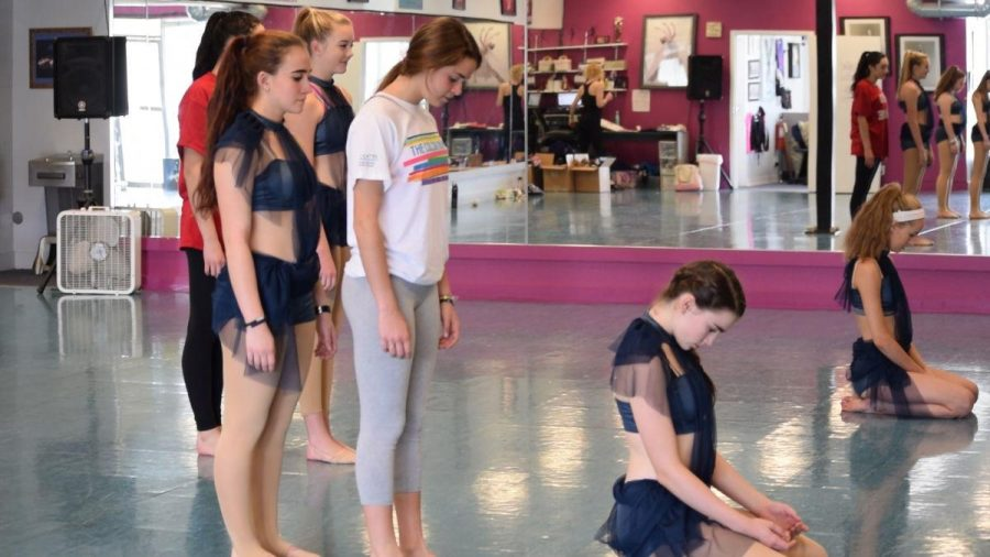 Just Dance performers spring into competition season