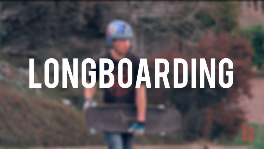 Longboarding excites thrill-seeking students