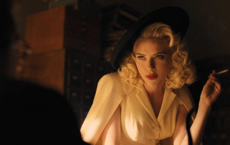 Scarlett Johansson convincingly portrays actress DeeAnna Moran.