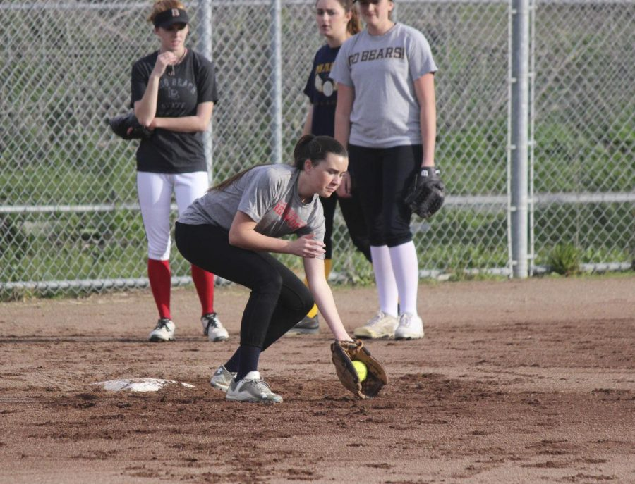 Softball seeks to surpass shortcomings of last season
