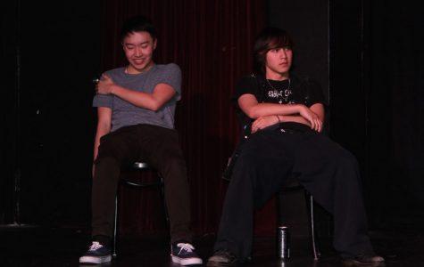 Senior drama students bond through Motherlode production