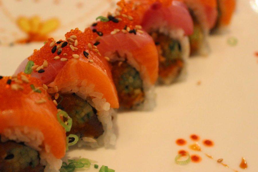 Oyama Sushi offers fresh food, reasonable prices
