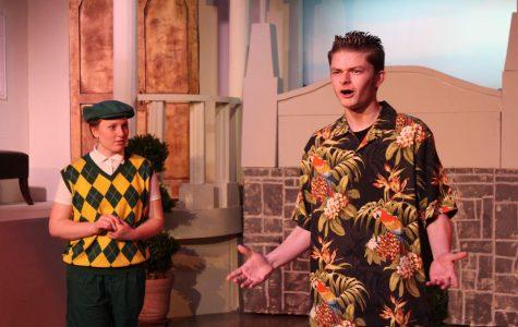 Advanced Drama takes on Shakespeare's 'Twelfth Night'