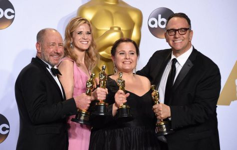 Belvedere producer brings home an Academy Award