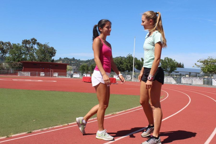 Running to SoCal: Seniors commit to D1 schools