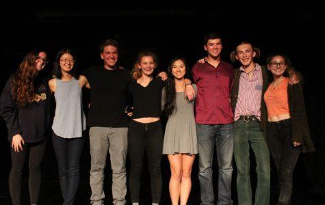 Redwood wins annual Tri-School Poetry Slam