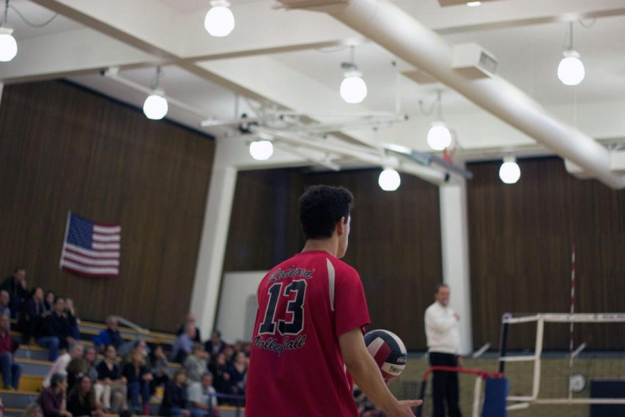 Marin Catholic ends boys volleyball's bid for MCAL title run