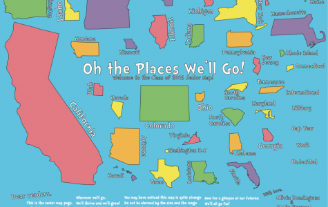 Oh the Places We'll Go!