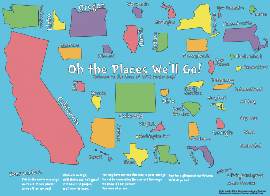 Oh the Places Well Go!