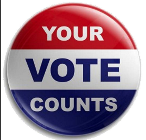 Do your patriotic duty and vote