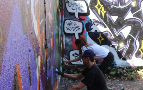 Graffiti: An overlooked, underappreciated art