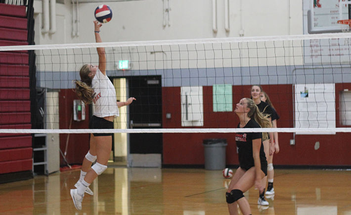Girls' volleyball looks to continue MCAL dominance amidst key departures