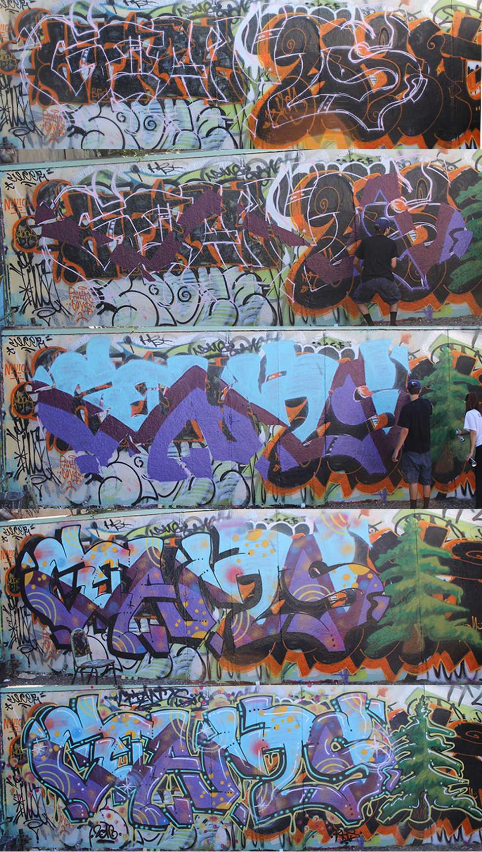 revisitedgraffitiprogression